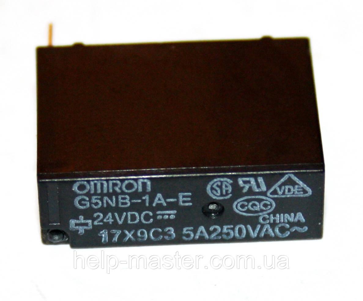 Реле G5NB-1A-E 24VDC