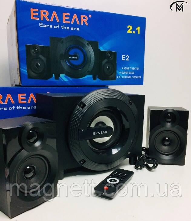 Акустическая система 2.1 Era Ear E2 (30 Вт)