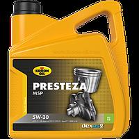 Моторное масло KROON OIL 35137 PRESTEZA MSP 5W-30 4 литра