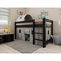 Деревянная детская кровать Адель