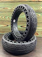 Бескамерная антипрокольная покрышка шина для самоката 8.5x2 дюйма