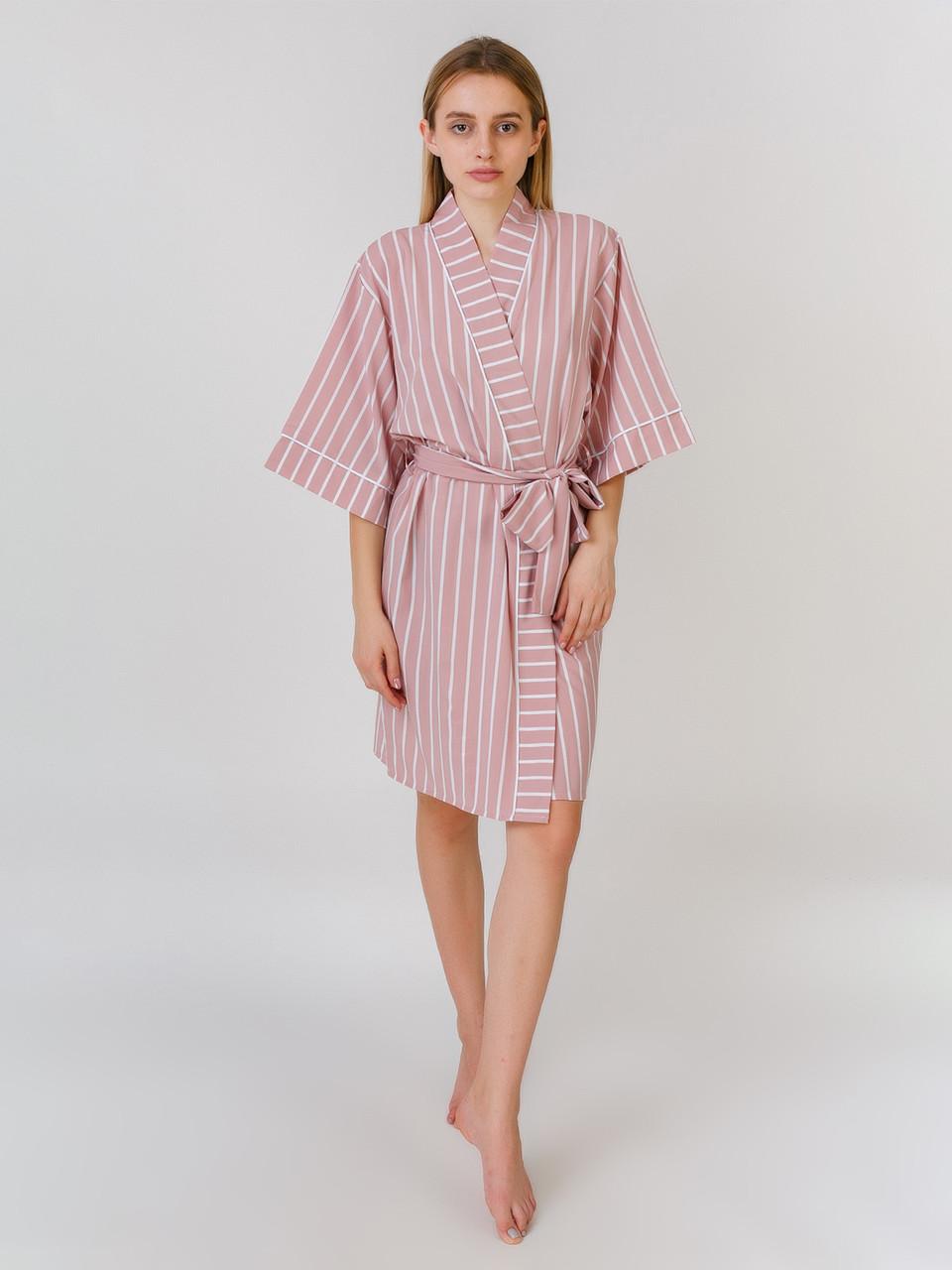 1501 халат софт рожевий Serenade (L/XL) #N/A