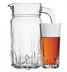 Набор для напитков Карат 7 предметов Pasabahce 97045а