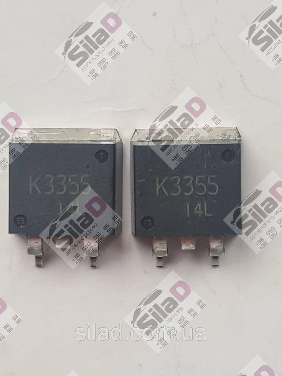 Транзистор 2SK3355 K3355 NEC корпус TO-263