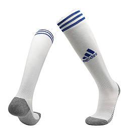 Футбольные гетры Adidas(белые)