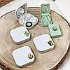 Белый кейс для контактных линз, фото 3