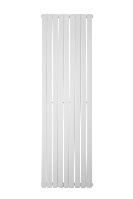 Дизайн батарея Blende 2 1600х394 Бетатерм белый