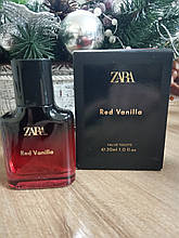 Женские Духи Zara  Red Vanilla  edt  Испания 30 мл