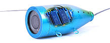 Подводная видео камера CARPCRUISER CC7-iR/W15-S с жестким раскладным солнцезащитным козырьком для рыбалки, фото 2