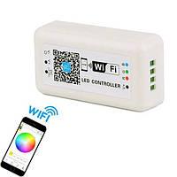 Контроллер rgb wifi 12А 144вт для светодиодной ленты, фото 1