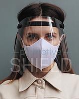 Захисний екран для особи, захист особи від вірусу
