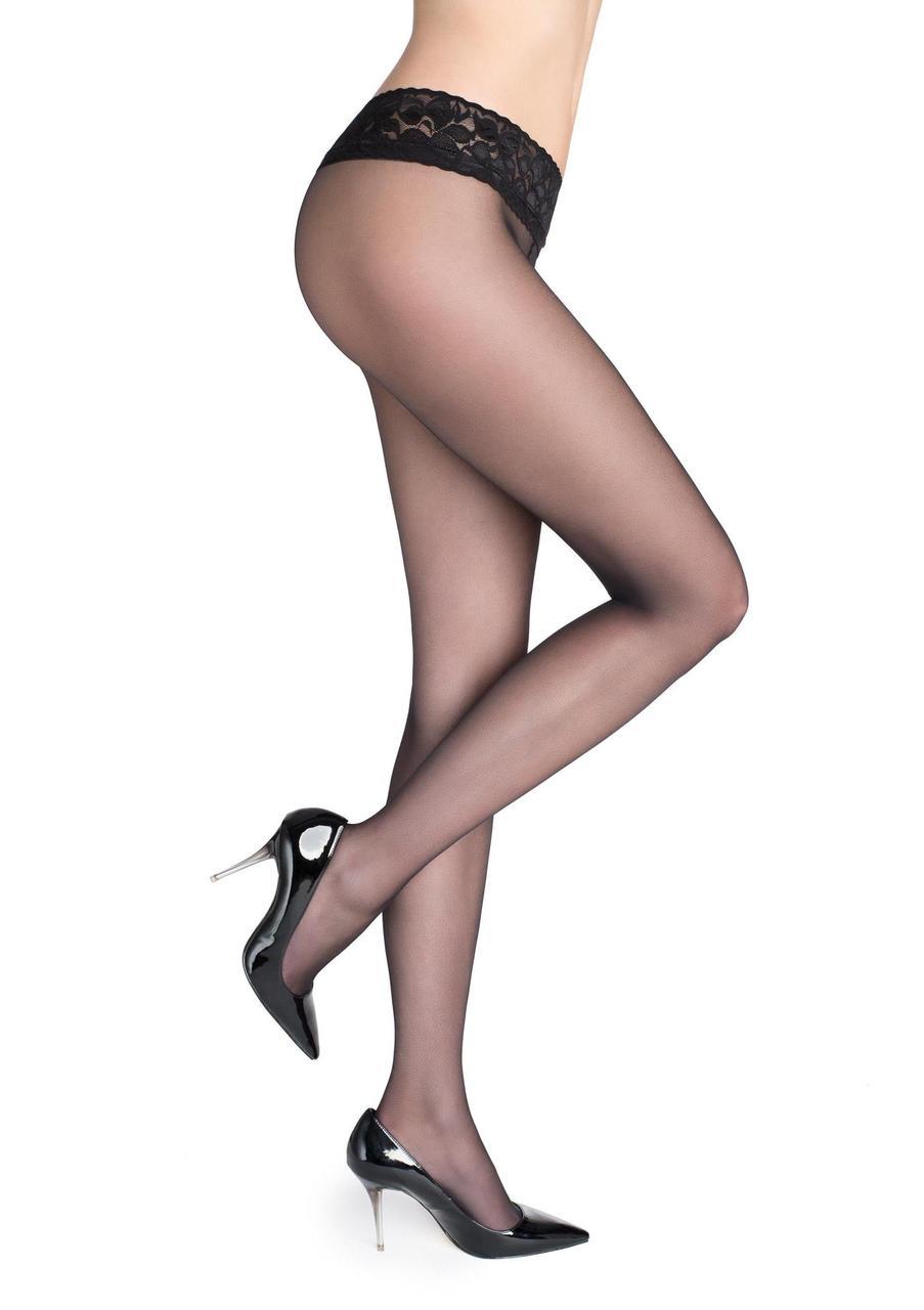 Erotic V.B. 30 Den колготи Nero Marilyn (5-XLNero) #N/A