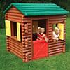 Игровой домик бревенчатый  Little Tikes  4869