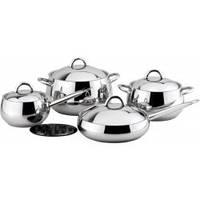 Набор индукционной посуды 9 пр. AURORA AU 516