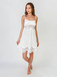 92 сорочка шовк армані молочна Serenade (L) #N/A