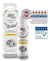 Силіконова змазка pjur MED Premium glide 100 мл для чутливої шкіри, пройшла клінічний тест