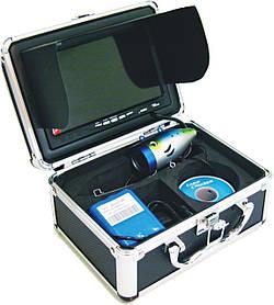 """Подводная Видео Камера CARP CRUISER СC7-iR/W15-DVR Fishing Camera с ЗАПИСЬЮ для Рыбалки с 7"""" монитором."""