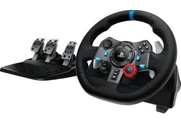 Игровой руль Logitech G29 Driving Force Black