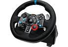 Игровой руль Logitech G29 Driving Force Black, фото 4
