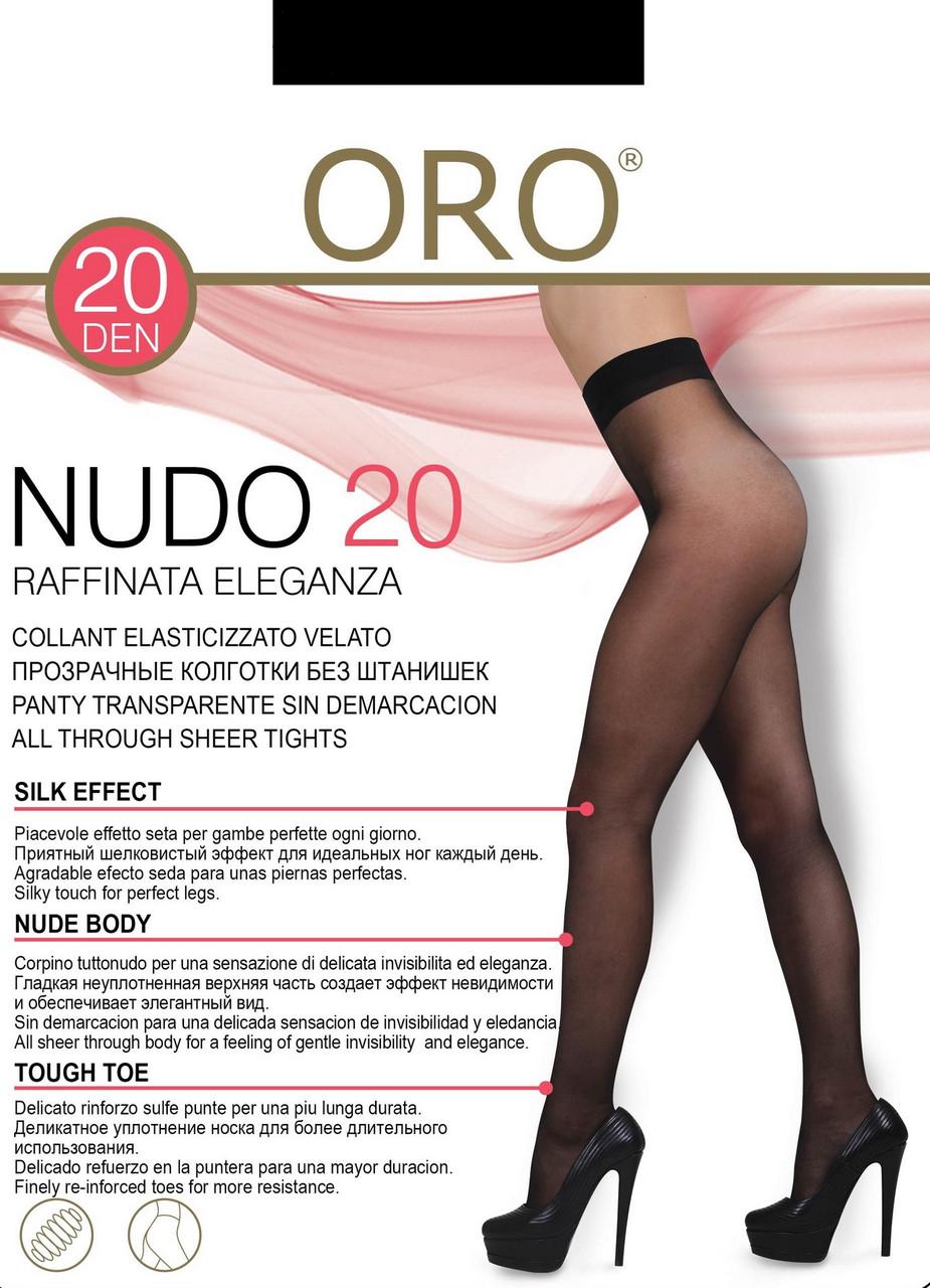 Nudo 20 den колготи Nero Oro (4-L) #N/A