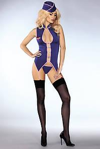 Pacifica костюм стюардеси Livia Corsetti Fashion (L / XL темно-синій) #N/A