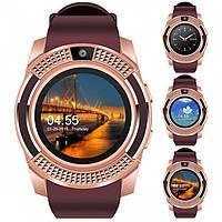 Смарт-часы Smart Watch 2 gold+brown