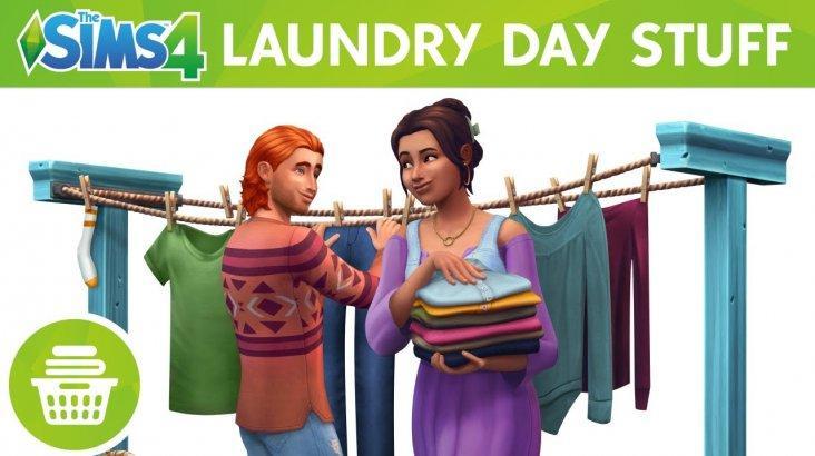 The Sims 4: Laundry Day Stuff ключ активации ПК