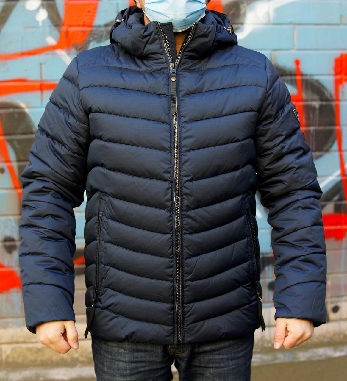Куртка зимняя BLACK VINYL