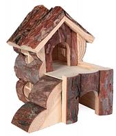 Trixie TX-6176 деревянный домик Bjork 14х13,5х15,5см