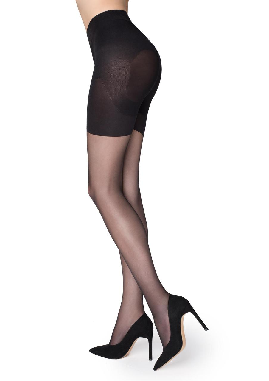 Plus up 20 den колготи Nero Marilyn (3-M) #N/A