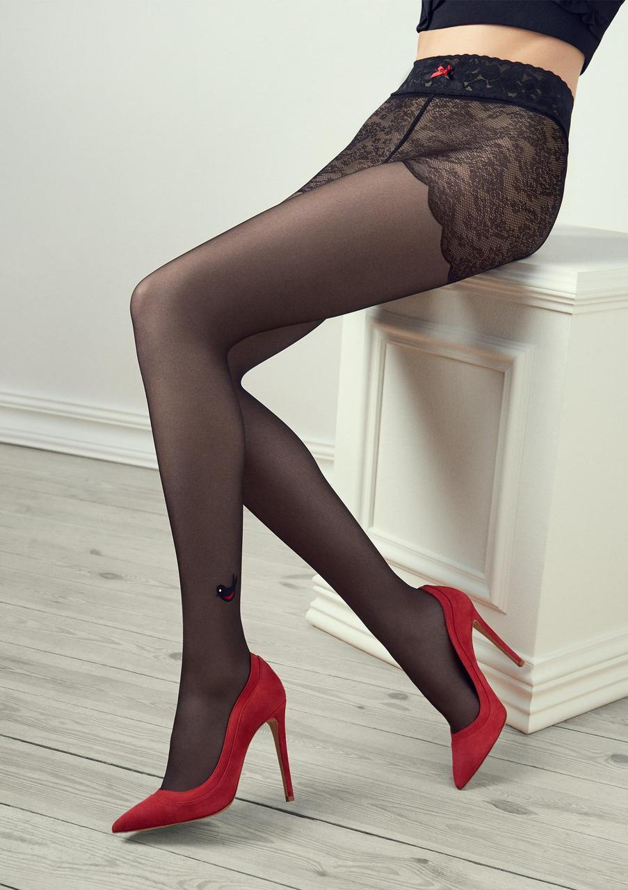 Gucci G31 20 den колготи Nero Marilyn (1/2) #N/A