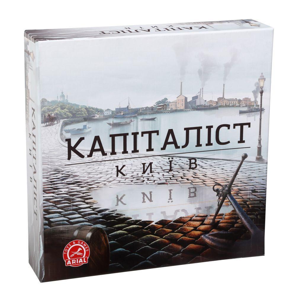 Настольная игра Капиталист Киев