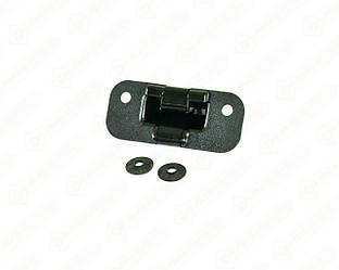 Пластиковий фіксатор розсувної двері на Renault Trafic II 2001->2014 - Renault (Оригінал) - 82491-00QAE