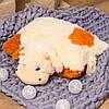 Подушка игрушка Бычок - символ 2021 года, фото 4