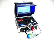 Подводная видео камера CARPCRUISER CC7-iR/W15-S с жестким раскладным солнцезащитным козырьком для рыбалки, фото 3
