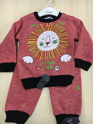 Теплий дитячий костюмчик, фото 2