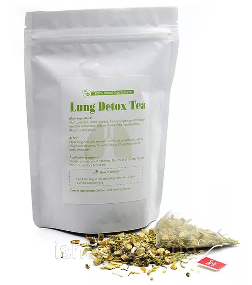 Чай для очистки лёгких Lung Detox Tea