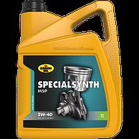 Моторное масло KROON OIL 31256 SPECIALSYNTH MSP 5W-40 5 литров