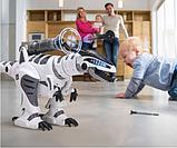 Детский динозавр M 5474 на радиоуправлении сенсорный M 5474, фото 4