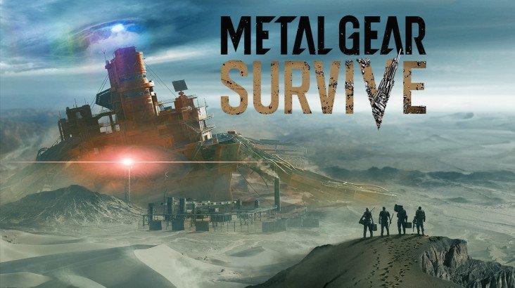 Metal Gear Survive ключ активації ПК