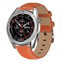 Смарт-часы Smart Watch 50 silver+brown