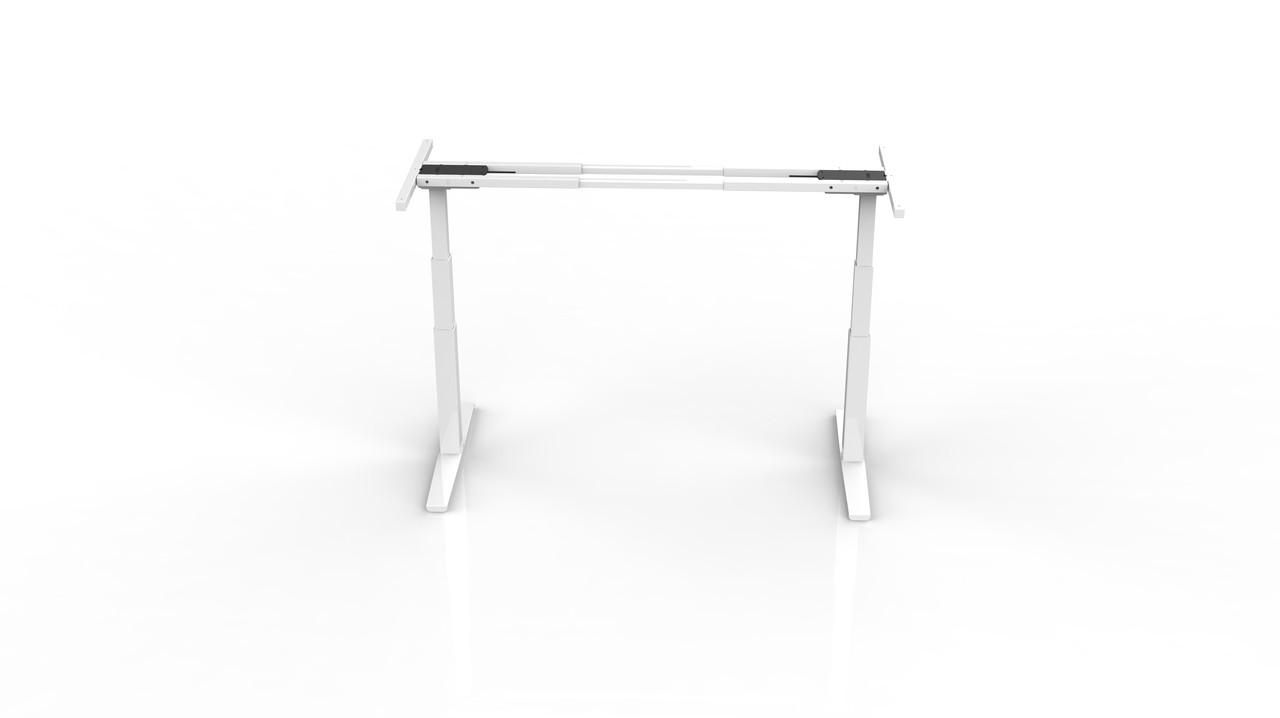 Стол для работы стоя и сидя регулируемый по высоте электроприводом Kaidi SQ650S (W,B)