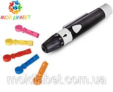 Ланцетна ручка пристрій для проколу Microlet Next
