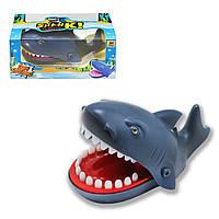 """Настольная игра для всей семьи акула кусачка или """"крокодил кусака"""" 9848, 2205"""