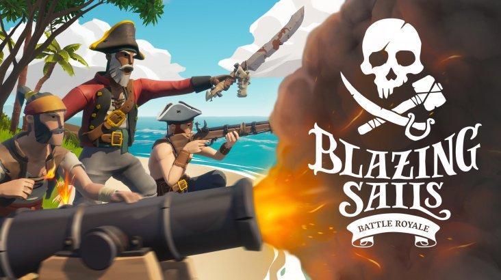 Blazing Sails: Pirate Battle Royale ключ активации ПК