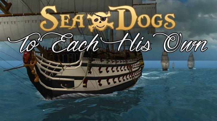 Sea Dogs: To Each His Own - Hero of the Nation ключ активации ПК