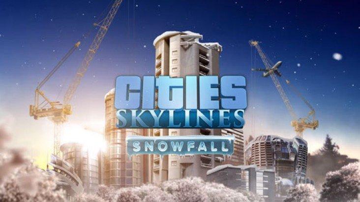 Cities Skylines - Snowfall ключ активації ПК