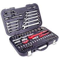 Профессиональный набор инструментов 82 ед., Intertool