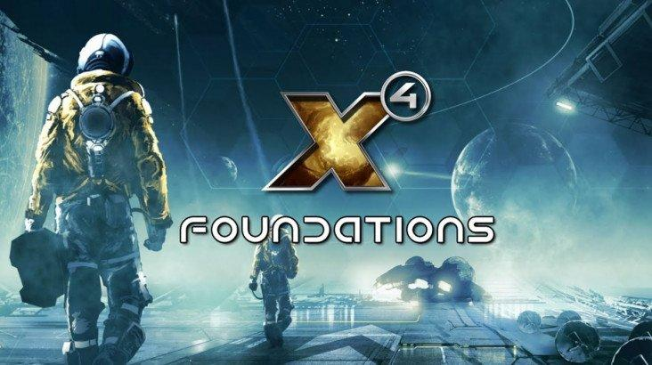 X4: Foundations ключ активации ПК