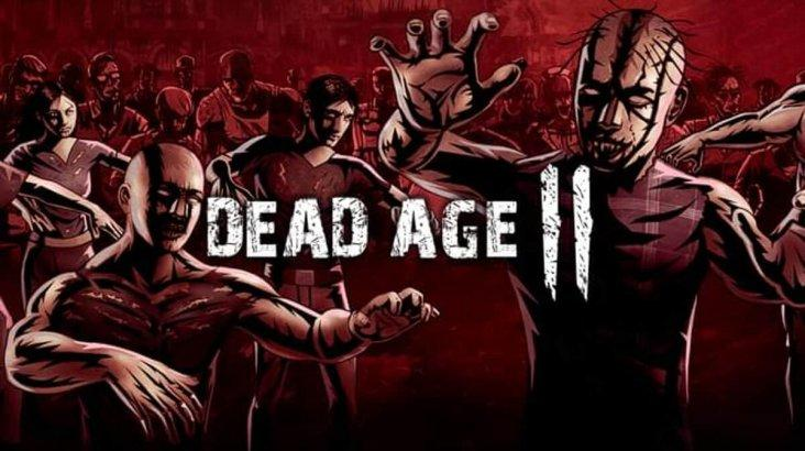 Dead Age 2 ключ активации ПК